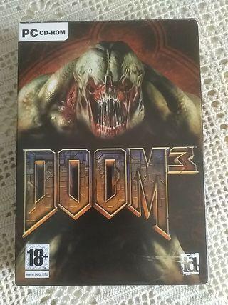 juego Doom 3 para PC