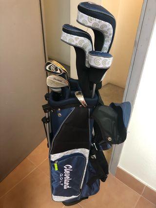 Palos de golf Cleveland Junior