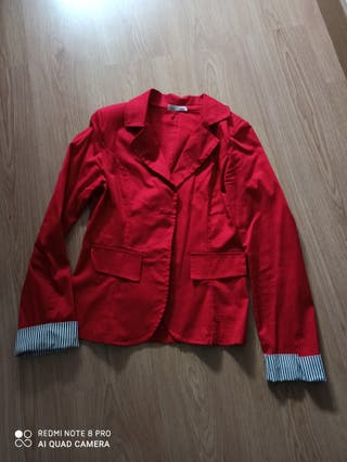 chaqueta finita poco uso