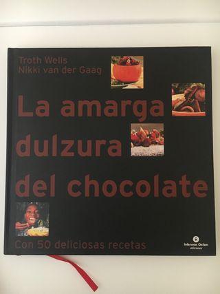 LIBRO DE COCINA: La amarga dulzura del chocolate