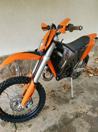KTM 125 2T