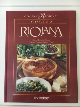 LIBRO DE COCINA: Cocina riojana