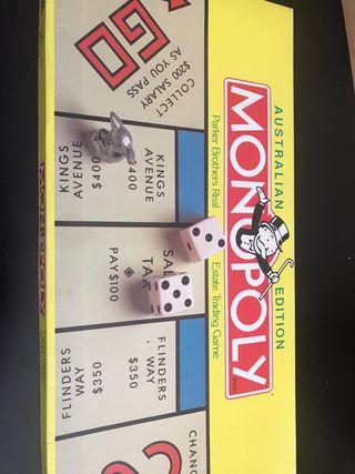 Monopoly edición australiana