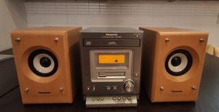 Minicadena Panasonic SA-PM07