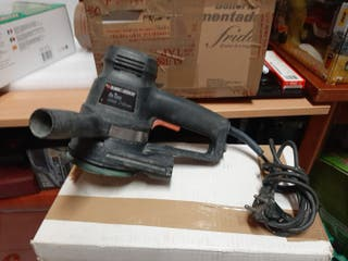 Black and Decker máquina para lijar