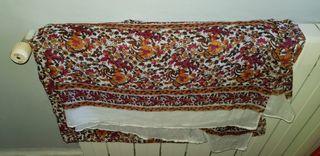 Pañuelo foulard pareo
