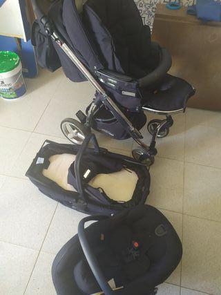 coche de bebe bebecar