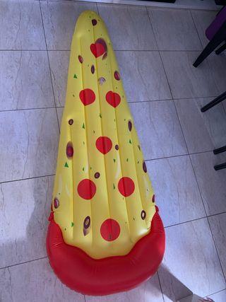 Flotador porción pizza mediano