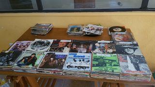 Más de 1400 discos de vinilo