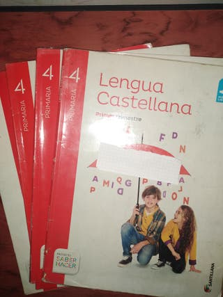 Libro lengua 4 primaria santillana