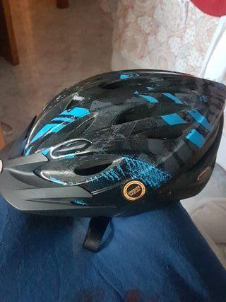 casco bicicleta unisex