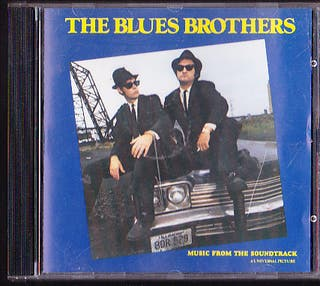 THE BLUES BROTHERS BSO CD