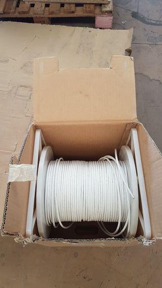 250 metros cable red CAT 6 UTP PR4
