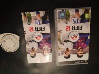 Videojuego FIFA 12 para PSP