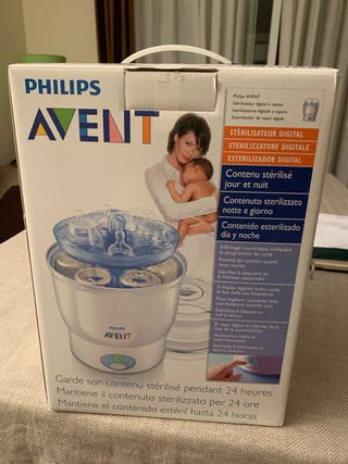 Esterilizador digital Philips Avent