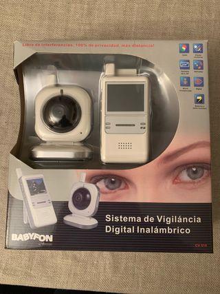 Sistema de vigilancia digital para bebés Babyfon