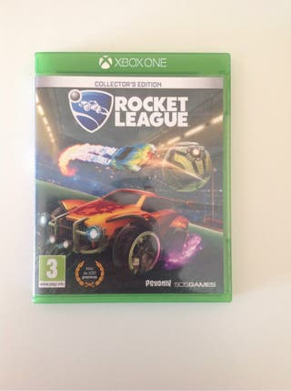 Rocket League Xbox one
