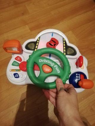 mi volante divertido juguete