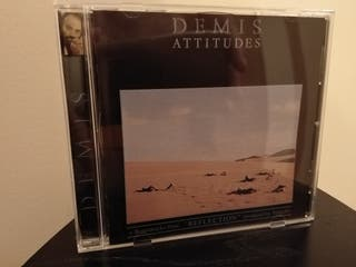 DEMIS Attitudes + Reflection 1982-1984 VANGELIS CD