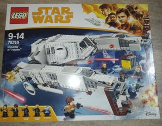 LEGO 75219 Star Wars - Imperial AT-Hauler, Juguete