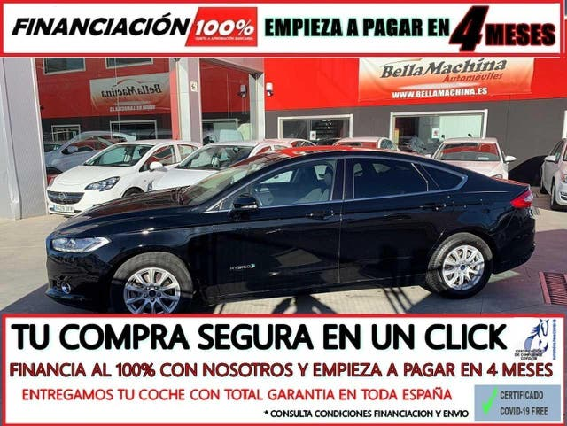 Ford Mondeo 2.0 HIBRIDO 187 CV TITANIUM *** FINANCIACION ***