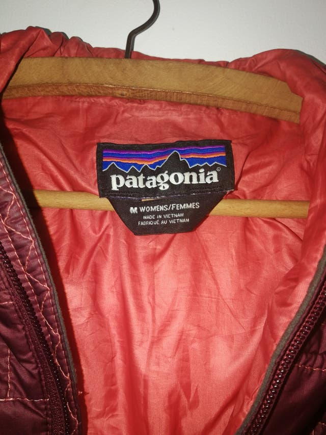Patagonia Nano Puff M mujer