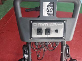 Fregadora electrica