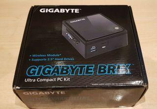 Gigabyte BRIX-GB-BACE-3150 - 4 GB - 90 GB - Win 10