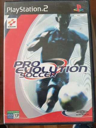 Pro evolution Soccer PS2
