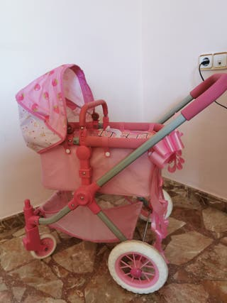 carrito muñeca juguete bebe
