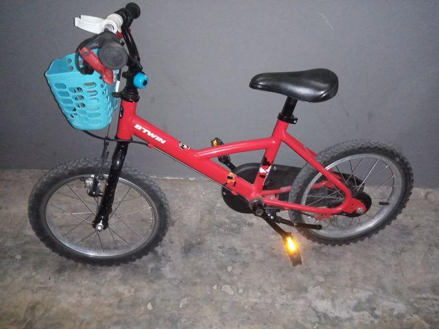 bici 16 pulgadas