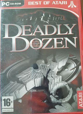 Juego PC Deadly Dozen