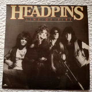 HEADPINS / Hard Rock