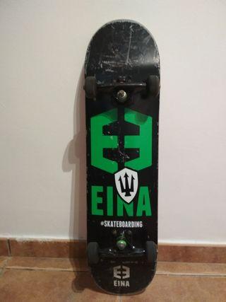 skate board por no usar