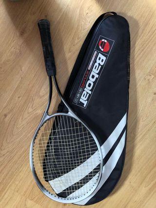 Bolsa raqueta tenis Badolat