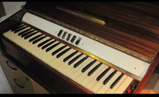 Órgano Piano Trovador