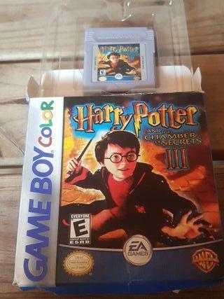 juego Harry Potter i la cambra secreta repro