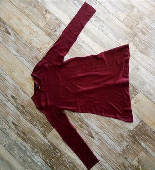 Jersey largo/vestido premamá
