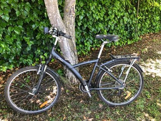bici btwin hombre/mujer