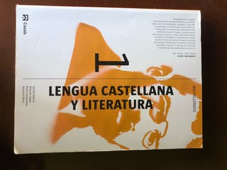LENGUA CASTELLANA Y LITERATURA 1BAC CASALS