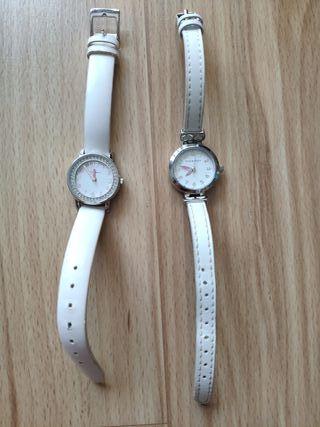 2 Relojes Comunión Niña. Marca Viceroy. 35€ uno