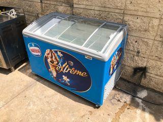 Congelador industrial horizontal 125x65
