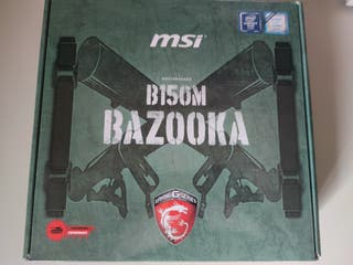 Placa Base MSI Bazooka B150