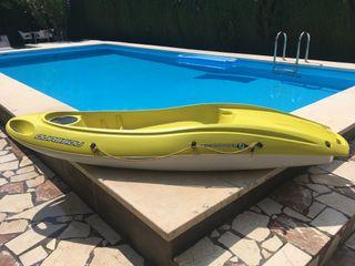 kayak + complementos