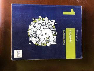 LIBRO FILOSOFÍA 1 BACHILLERATO OXFORD