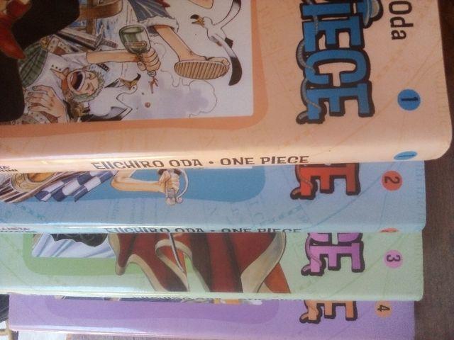 comics de diferentes series