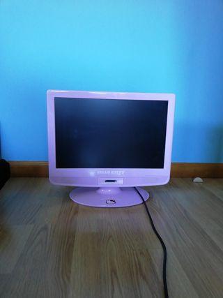 TV infantil con reproductor DVD