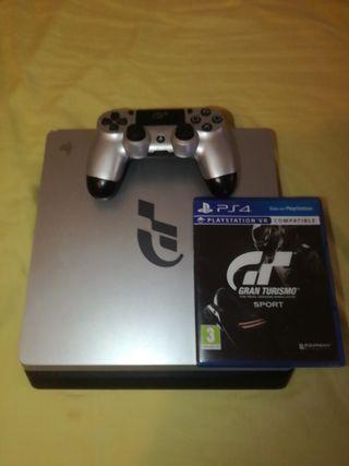 PS4 Sony 1 TB Slim EDICION LIMITADA GRAN TURISMO