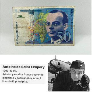 50 FRANCS, FRANCIA 1994