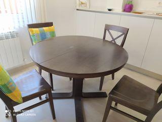 Mesa comedor redonda de segunda mano en Vitoria Gasteiz en